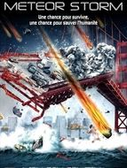 Tempête de météorites