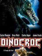 Dinocroc / Dinocrocodile, la créature du lac