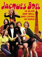 Jacques Brel est vivant et heureux à Paris
