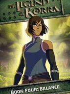 Avatar : La légende de Korra