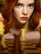 photo, Anya Taylor-Joy