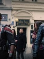 photo, Anthony Mackie, Sebastian Stan