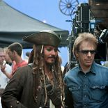 Photo Jerry Bruckheimer, Johnny Depp