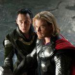 Photo Chris Hemsworth, Tom Hiddleston