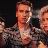 Photo Arnold Schwarzenegger, Sharon Stone
