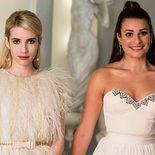 Emma Roberts, Lea Michele