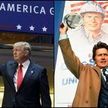 Donald Trump  Martin Sheen