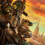 Les Tortues Ninja 2 poster