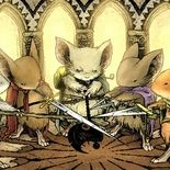 Photo Mouse Guard 3