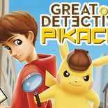 Detective Pikachu jaquette