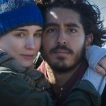 Photo Dev Patel, Rooney Mara