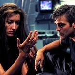 Photo George Clooney, Natasha McElhone