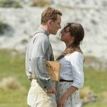 Photo Michael Fassbender, Alicia Vikander