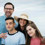 Photo Rami Malek, Carly Chaikin, Christian Slater