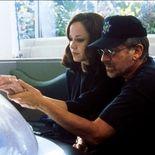 Photo Steven Spielberg, Frances O'Connor