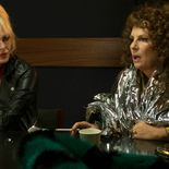 Photo Joanna Lumley, Jennifer Saunders