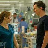 Photo Benedict Cumberbatch, Rachel McAdams