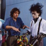 Photo Tim Burton, Johnny Depp