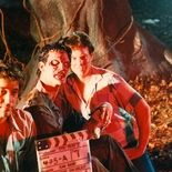 Photo Sam Raimi, Bruce Campbell
