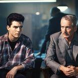 Photo Paul Newman, Tom Cruise