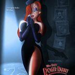 Qui a eu la peau de Roger Rabbit - Affiche