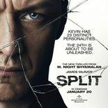 Affiche James McAvoy - Split