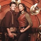 Photo Nathan Fillion, Gina Torres