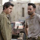 Photo Tom Cruise, Jake Johnson
