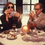 Photo Woody Allen, Anjelica Huston