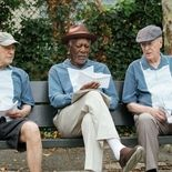 Photo Morgan Freeman, Alan Arkin, Michael Caine