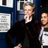 Photo Peter Capaldi, Pearl Mackie, saison 10