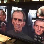 Peter Cushing CGI Image de synthèse