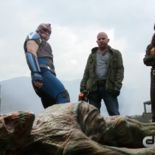 Photo Nick Zano, Dominic Purcell, Maisie Richardson-Sellers