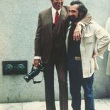 Photo Martin Scorsese, Jerry Lewis