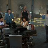 Photo Dwayne Johnson, Ludacris, Michelle Rodriguez, Nathalie Emmanuel, Scott Eastwood