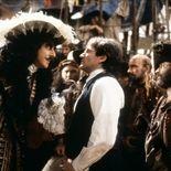Photo Dustin Hoffman, Robin Williams