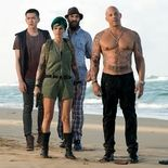Photo Rory McCann, Ruby Rose, Vin Diesel