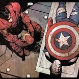 Comics : Mort de Captain America