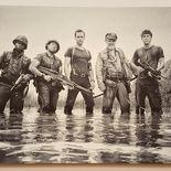 Photo Jason Mitchell, Tom Hiddleston, John C. Reilly, Thomas Mann