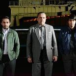 Photo Sakari Kuosmanen, Sherwan Haji, Simon Al-Bazoon