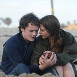 Photo Felicity Jones, Anton Yelchin