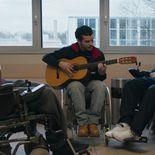 Photo Moussa Mansaly, Pablo Pauly, Soufiane Guerrab