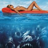 Photo Affiche Piranha 3D
