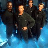 Photo Richard Dean Anderson, Christopher Judge, Amanda Tapping, Michael Shanks