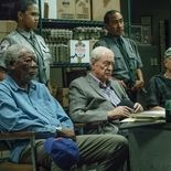 Photo Michael Caine, Morgan Freeman, Alan Arkin
