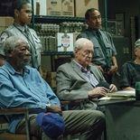 Photo Michael Caine, Morgan Freeman, Alan Arkin