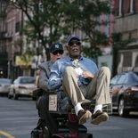 Photo Morgan Freeman, Michael Caine
