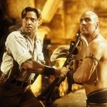 Photo Brendan Fraser, Arnold Vosloo