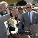 Photo Sam Mendes, Daniel Craig
