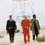 Photo Brad Pitt, Kevin Spacey, Morgan Freeman